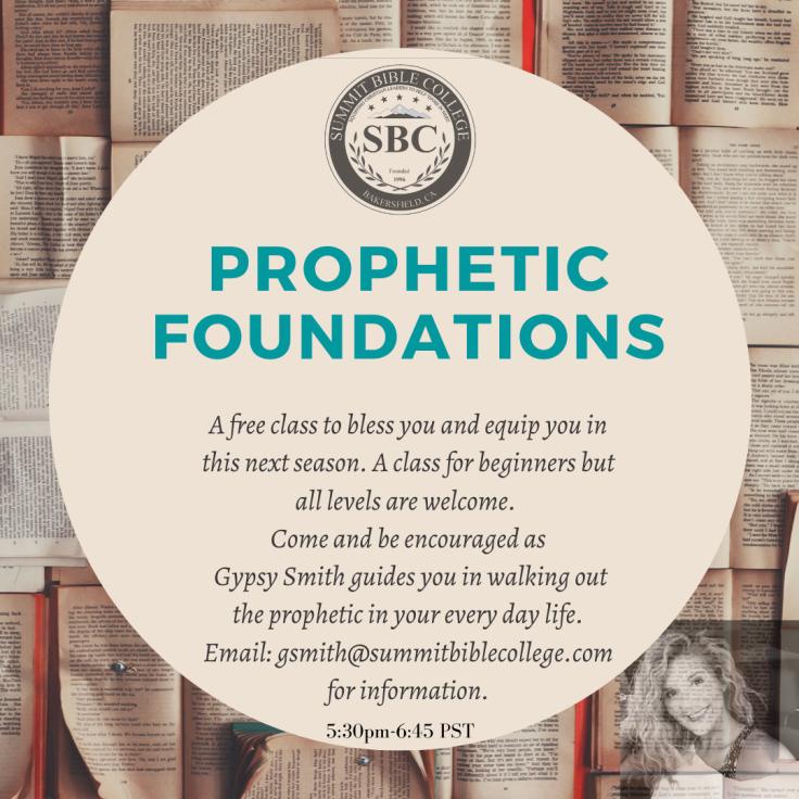 Prophetic Class